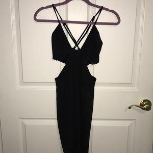 Dresses & Skirts - 🖤Sexy Black Dress🖤NWOT!